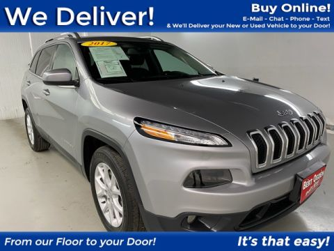 Pre-Owned 2017 Jeep Cherokee Latitude FWD 4D Sport Utility