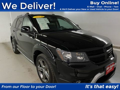 Pre-Owned 2014 Dodge Journey Crossroad FWD 4D Sport Utility