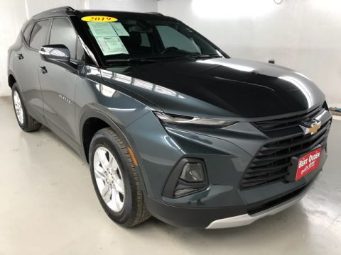 Pre-Owned 2019 Chevrolet Blazer Base FWD 4D Sport Utility