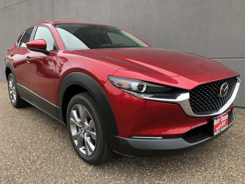New 2020 Mazda CX-30 Preferred Package FWD 4D Sport Utility
