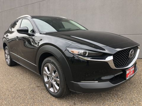 New 2020 Mazda CX-30 Premium Package FWD 4D Sport Utility