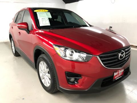 Pre-Owned 2016 Mazda CX-5 Touring FWD 4D Sport Utility