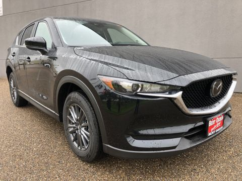 New 2020 Mazda CX-5 Touring FWD 4D Sport Utility