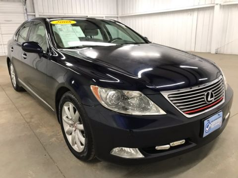 Pre-Owned 2008 Lexus LS 460 RWD 4D Sedan