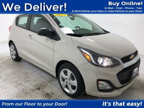 Pre-Owned 2019 Chevrolet Spark LS FWD 4D Hatchback