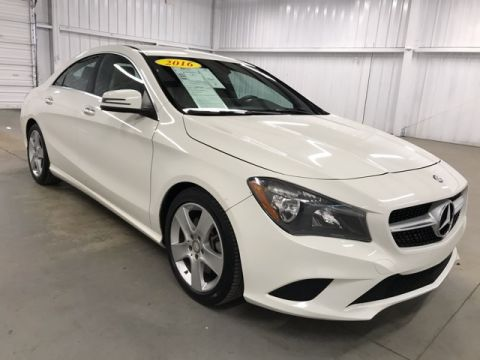 Pre-Owned 2016 Mercedes-Benz CLA CLA 250 FWD Coupe